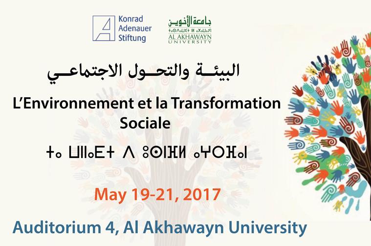 L'Environnement et la Transformation Sociale