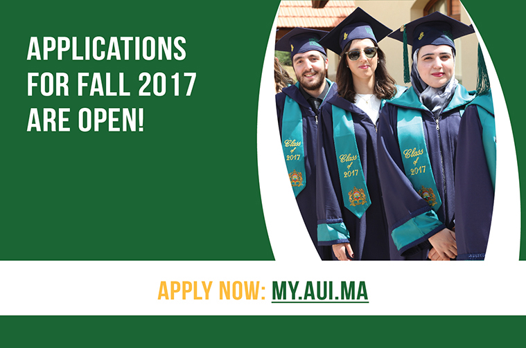 Applications for Fall 2017 are open!