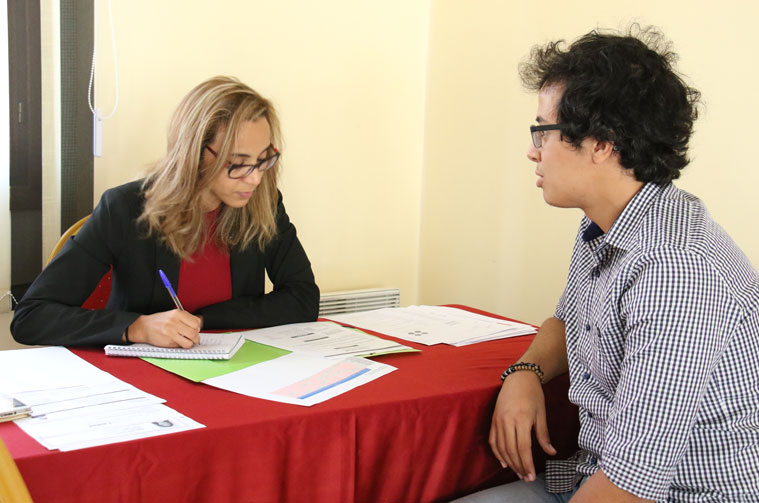 INFOMINEO Information & Interviewing Session, Fall 2017