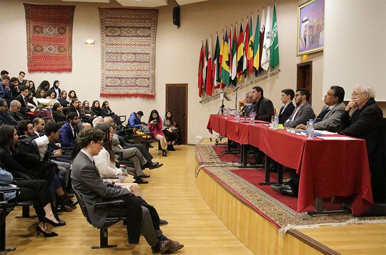 Al Akhawayn Model United Nations Conference (AUIMUN'18)