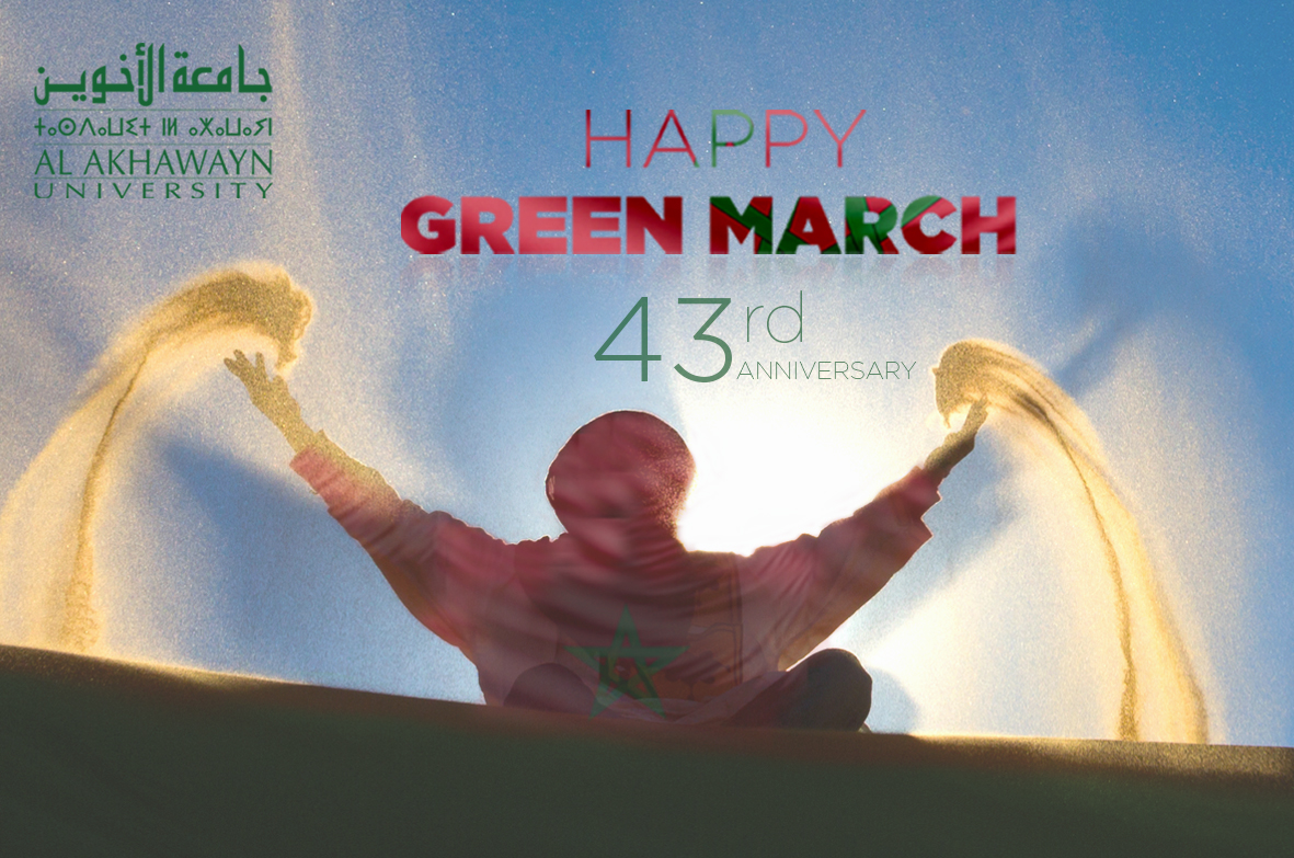Green March 2018