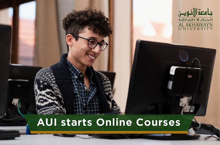 AUI Starts Online Courses